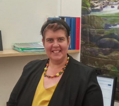 Meet Lorraine – Resource Hub Manager